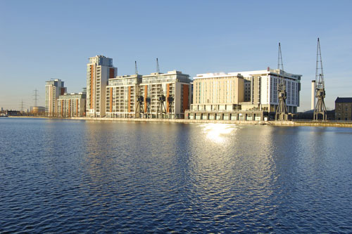 Royal Docks & Surrounding Areas